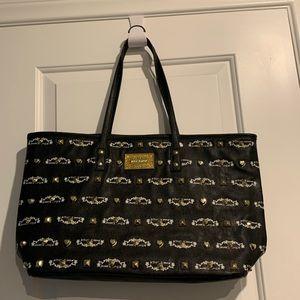 Betsey Johnson large tote bag